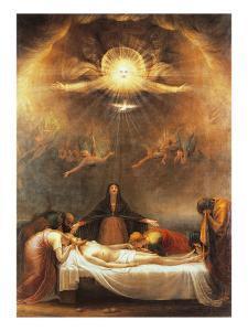 Lamentation over the Dead Christ by Gian Lorenzo Bernini