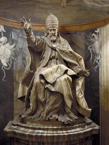 Pope Urban Viii by Gian Lorenzo Bernini