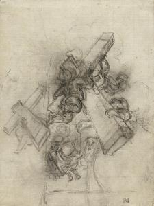 Putti Carrying the Cross, 1672-75 by Gian Lorenzo Bernini