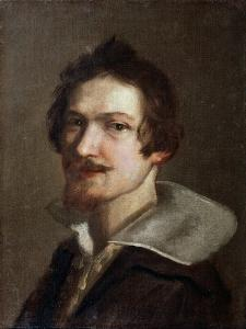 Self-Portrait, 17th Century by Gian Lorenzo Bernini