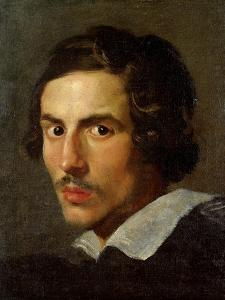 Self portrait as a Young Man by Gian Lorenzo Bernini