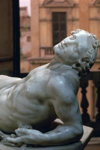 The Martyrdom of St Laurent, 1614-1615 by Gian Lorenzo Bernini