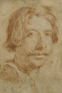 The So-Called Self Portrait, 17th Century by Gian Lorenzo Bernini