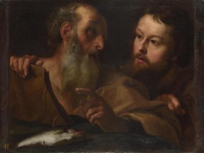 Saints Andrew and Thomas, before 1627