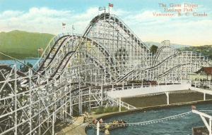 Giant Dipper Roller Coaster, Vancouver, British Columbia