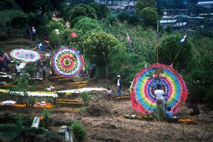 Giant Kite Festival, All Souls All Saints Day, Guatemala