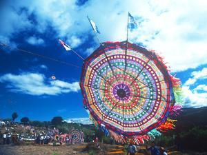 Giant Kite Festival, All Souls All Saints Day, Guatemala