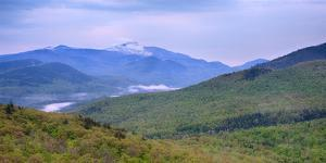 Giant Mountain from Owls Head, Adirondack Park, New York State, USA