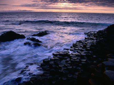 Giants Causeway Ancient Rock Formation, Antrim, Northern Ireland-Gareth McCormack-Photographic Print