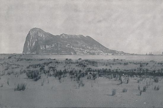 'Gibraltar', 1924-Unknown-Photographic Print