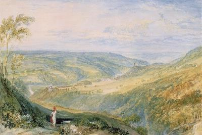 Gibside, County Durham from the South-J^ M^ W^ Turner-Giclee Print