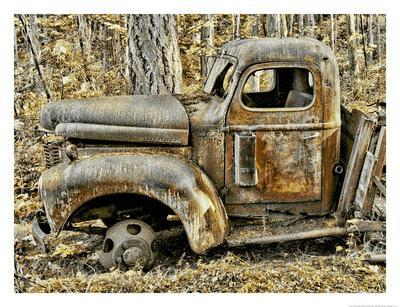 Old Country Truck