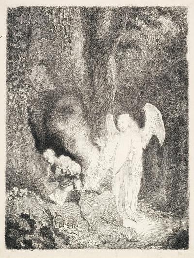 Gideon's Sacrifice, C.1642-43-Ferdinand Bol-Giclee Print