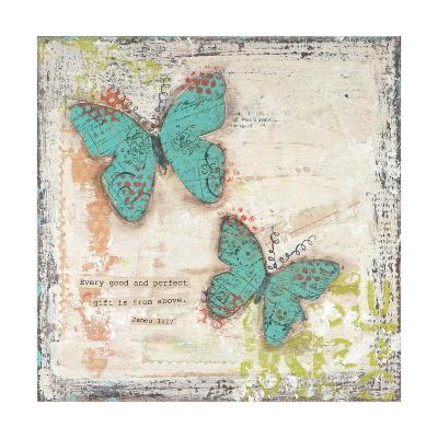 Gifts from Above-Cassandra Cushman-Art Print