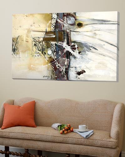 Gigantesques-Sylvie Cloutier-Loft Art