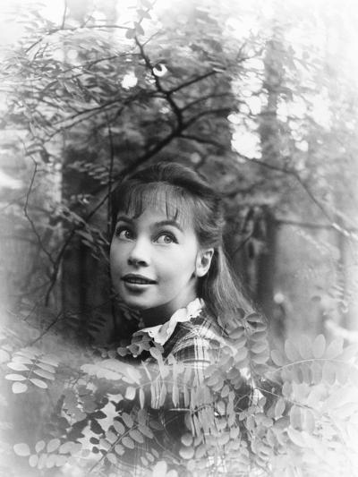 Gigi, Leslie Caron, 1958--Photo