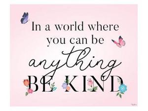 Be Kind Butterflies by Gigi Louise