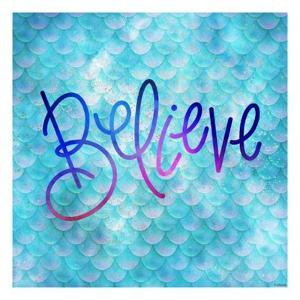 Believe Mermaid by Gigi Louise