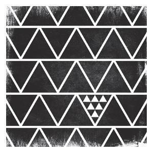 Black Pattern by Gigi Louise