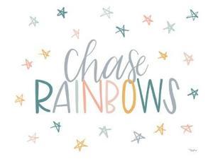 Chase Rainbows by Gigi Louise