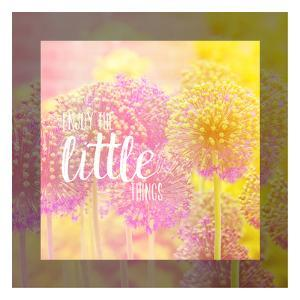 Little Things by Gigi Louise