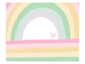 Pastel Rainbow by Gigi Louise