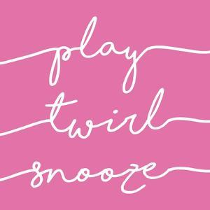 Play Twirl Snooze PINK by Gigi Louise