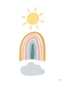 Rainbow Sunshine by Gigi Louise