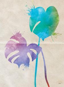 Split Leaf by Gigi Louise
