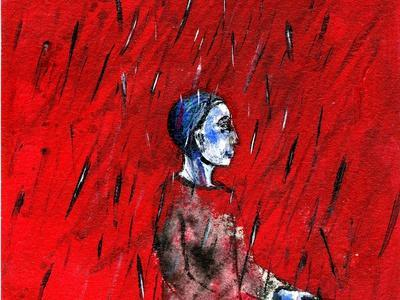 Red Night, Blue Rain, 2005