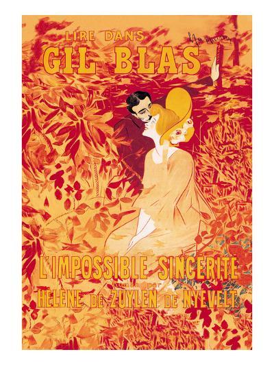 Gil Blas-Leonetto Cappiello-Art Print