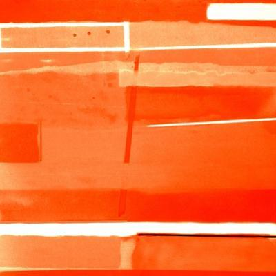 Red Monochromatic by Gil Miller