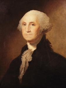 George Washington by Gilbert Charles Stuart