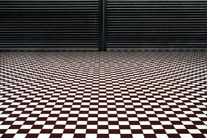The Hypnotic Floor by Gilbert Claes