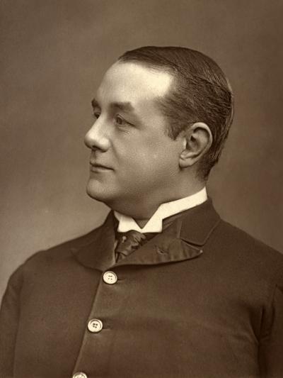 Gilbert Farquhar, British Actor, 1887-Ernest Barraud-Photographic Print