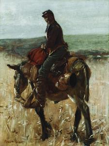 Union Soldier by Gilbert Gaul