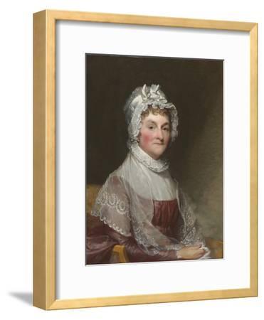 Abigail Smith Adams (Mrs. John Adams), 1800-15