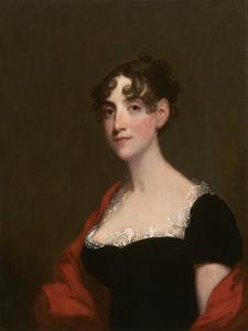 Ann Calvert Stuart Robinson (Mrs. William Robinson), c.1804 by Gilbert Stuart