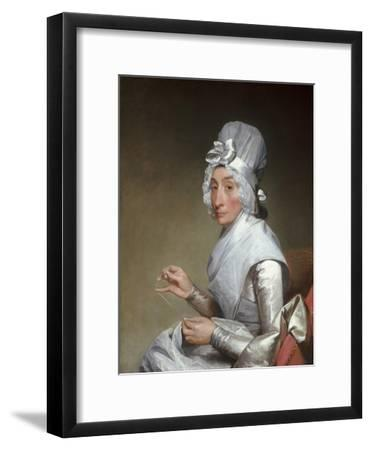 Catherine Brass Yates (Mrs. Richard Yates), 1793-94