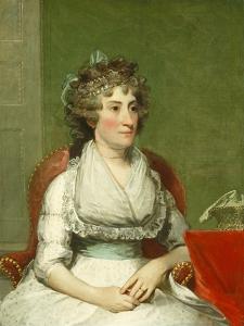 Catherine Yates Pollock (Mrs. George Pollock), 1793-4 by Gilbert Stuart