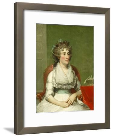 Catherine Yates Pollock (Mrs. George Pollock), 1793-4
