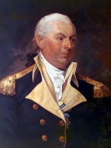 Commodore John Barry by Gilbert Stuart