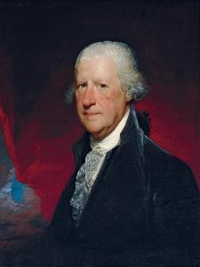 Edward Shippen, 1796 by Gilbert Stuart