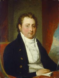 Edward Stow, c.1803 by Gilbert Stuart