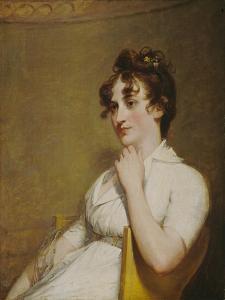 Eleanor Parke Custis Lewis (Mrs. Lawrence Lewis), 1804 by Gilbert Stuart