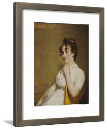 Eleanor Parke Custis Lewis (Mrs. Lawrence Lewis), 1804