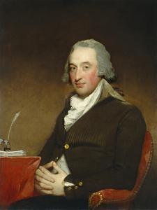 George Pollock, 1793-4 by Gilbert Stuart
