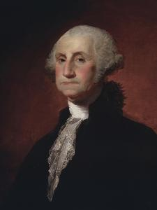 George Washington, 1797 by Gilbert Stuart