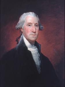 George Washington, c.1798-1800 by Gilbert Stuart