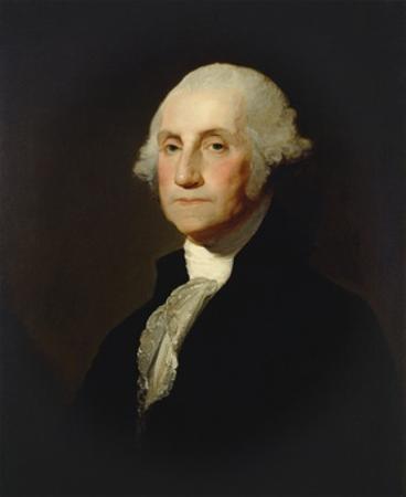 George Washington, C. 1803-05 by Gilbert Stuart